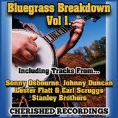 Bluegrass Breakdown Vol 1 von Various Artists