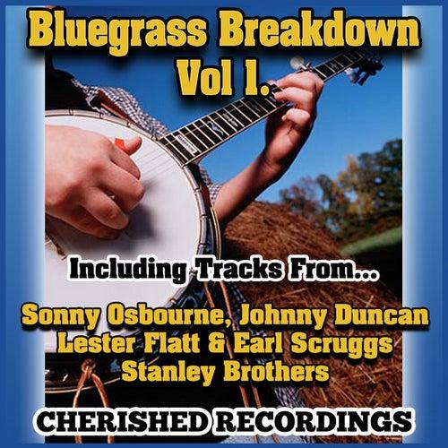 Bluegrass Breakdown Vol 1 by Various Artists