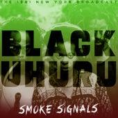 Smoke Signals de Black Uhuru