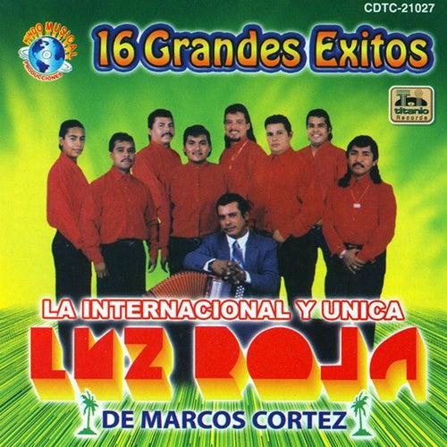 16 Grandes Exitos by La Internacional Luz Roja De San Marcos