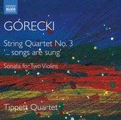 Górecki: Complete String Quartets, Vol. 2 by Tippett Quartet