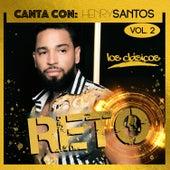 Reto: Canta Con Henry Santos, Vol. 2 (Los Clásicos) de Henry Santos