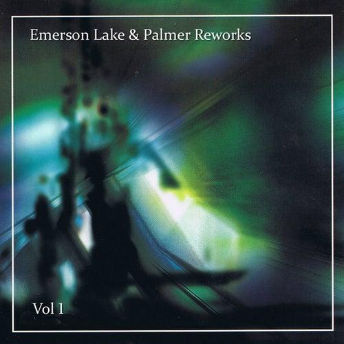 Emerson Lake & Palmer Re-works Vol 1 by Emerson, Lake & Palmer