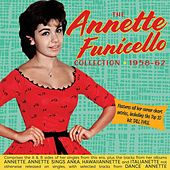 The Singles & Albums Collection 1958-62 by Annette Funicello