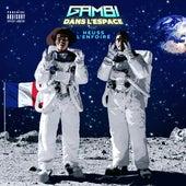 Dans l'espace (feat. Heuss l'Enfoiré) de Gambi