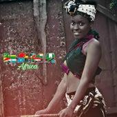 Mama Africa by Zack Mallobo