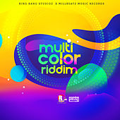 Multi Color Riddim by Various Artists