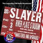 Legendary FM Broadcasts - River Plate Stadium Buenos Aires Argentina 3rd September 1994 de Slayer