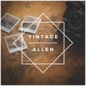 Vintage van Allen
