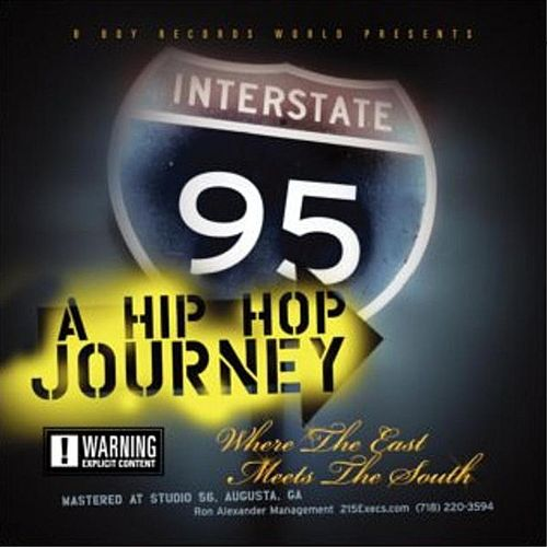 A Hip Hop Journey Where The East Meets The South by Various Artists