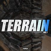 Terrain, vol. 1 von Ismo Z17, Leybou, Houari, Ghetto Phénomène, Irvin, HorsLigne, Jonross, Jack Mess, Medusa, Mous-K, Ferza, Kamikaz, cacahouete, TK