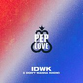 IDWK (I Don't Wanna Know) de Pep Love