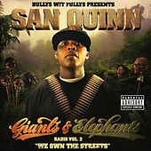 Giants & Elephants Radio, Vol. 2 by San Quinn