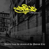 Poetry From The Streets Of The Patriot City de Black Budak, Barat Hijau, Demos P, Killah, The Reunited, Hikayat Music, MP, Big K, Bekasi Beatbox, Lil' Monsta, Yomie, M Way J, Fadilo, B2RX, Almamosca
