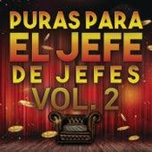 Puras Para El Jefe De Jefes Vol. 2 de Various Artists