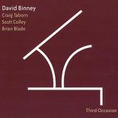 Third Occasion by David Binney