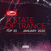 A State Of Trance Top 20 - January 2020 (Selected by Armin van Buuren) by Armin Van Buuren