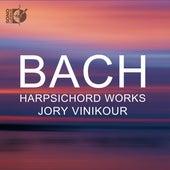 J.S. Bach: Harpsichord Works de Jory Vinikour