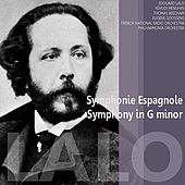 Lalo: Symphonie Espagnole, Symphony in G Minor by Various Artists