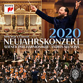 Neujahrskonzert 2020 / New Year's Concert 2020 / Concert du Nouvel An 2020 von Andris Nelsons