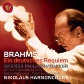 Brahms: Ein Deutsches Requiem, Op. 45 by Nikolaus Harnoncourt