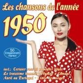 Les chansons de l'année 1950 von Various Artists