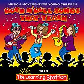 Rock N' Roll Songs That Teach di The Learning Station