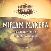 Les idoles de la musique africaine : Miriam Makeba, Vol. 4 by Miriam Makeba