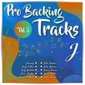 Pro Backing Tracks J, Vol.3 by Pop Music Workshop