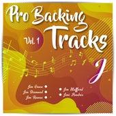 Pro Backing Tracks J, Vol.1 by Pop Music Workshop