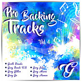 Pro Backing Tracks G, Vol.4 - Karaoke Version Originally Performed By Various Artists by Pop Music Workshop