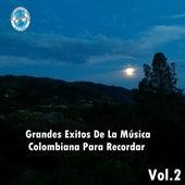 Grandes Exitos de la Música Colombiana para Recordar, Vol. 2 by German Garcia
