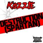 Destruction (Spartan) by Kozzie