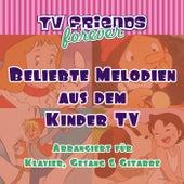 Beliebte Melodien aus dem Kinder TV (Arrangiert für Klavier, Gesang & Gitarre) von Soundnotation