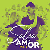 Salsa de Amor, Vol. 9 de German Garcia
