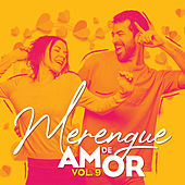 Merengue de Amor, Vol. 9 by German Garcia