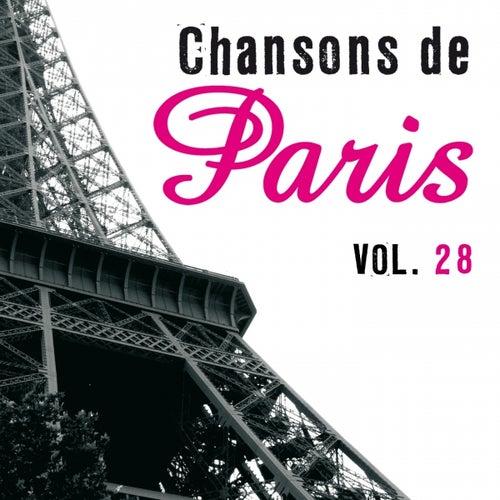 Chansons de Paris, vol. 28 by Various Artists
