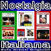 Nostalgia Italiana de Various Artists