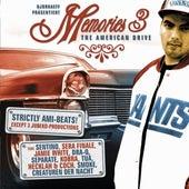 Djorkaeff & Jubeko - Memories 3 American Drive by Various Artists