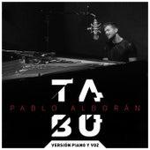 Tabú (Versión piano y voz) de Pablo Alborán