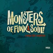 Monsters of Funk & Soul by Various Artists