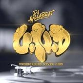 U.N.D. - Underground Never Dies by DJ Hallabeat