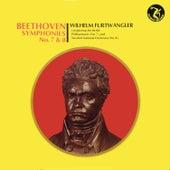 Beethoven: Symphonies Nos. 7 & 8 von Berliner Philharmoniker