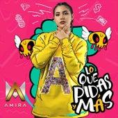 Lo Que Pidas y Mas by Amira