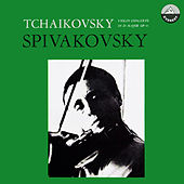 Tchaikovsky: Violin Concerto in D Minor & Melody, Op. 42 No. 3 by London Symphony Orchestra