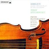 Sibelius: Violin Concerto in D Minor & Tapiola (Tone Poem) by Tossy Spivakovsky