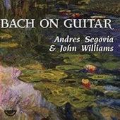 Bach On Guitar de Andres Segovia