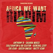 Africa We Want Riddim de Various Artists