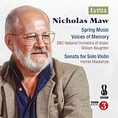 Maw: Orchestral Works von BBC National Orchestra Of Wales