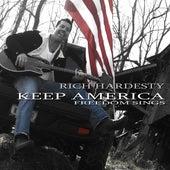 Keep America (Freedom Sings) de Rich Hardesty